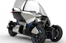 Yamaha Siapkan TMAX Roda 3 Temani Tricity dan Niken - JPNN.com