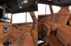 Lihat Toyota Kijang Innova Ini punya Kabin Mewah Layaknya Pesawat Pribadi - JPNN.com