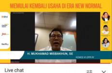 Misbakhun: Putihkan Sisa Utang Nasabah Ultramikro, Gratiskan Listrik UMKM - JPNN.com