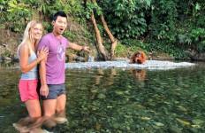 Kisah Cowok & Cewek Inggris Terdampar di Bukit Lawang, tetapi Malah Merasa Senang - JPNN.com