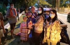 Pegawai Bank Mandiri Taspen Menyisihkan Gajinya Untuk Bantu Warga Terdampak Covid-19 - JPNN.com