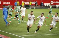 La Liga Kembali, Sevilla Menangi Grand Derbi - JPNN.com