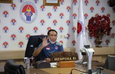 Gerak Cepat Sambut Piala Dunia U-20 2021, Menpora Putuskan GBK Jadi Kantor Sekretariat INAFOC - JPNN.com