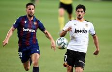 La Liga: Penalti Menit ke-97 Buyarkan Keunggulan Valencia - JPNN.com