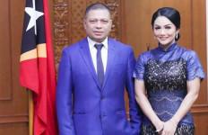 Dear Aurel dan Azriel, Dengar Nih Permintaan Mimi Krisdayanti - JPNN.com
