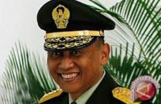 Pramono Edhie Meninggal Dunia, Brigjen Nefra: TNI AD Kibarkan Bendera Setengah Tiang - JPNN.com