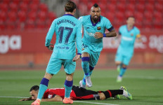 Pukul Mallorca, Barcelona Memperlebar Jarak dengan Real Madrid - JPNN.com