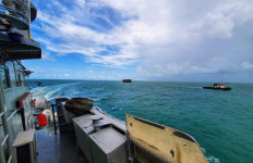 84 Kapal Asing Diusir Gugus Keamanan Laut Koarmada I - JPNN.com