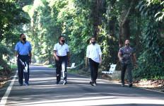 Setelah Berolahraga Bersama Jokowi, Tiga Kepala Staf TNI Sepakat Dukung Pemerintah - JPNN.com