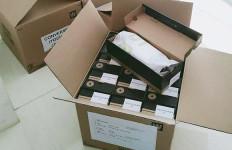Bea Cukai Magelang Kawal Ekspor Perdana Sepatu di Temanggung - JPNN.com