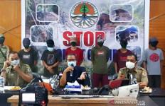 7 Warga Tasikmalaya Ditangkap di Riau, Kasusnya Tidak Main-main - JPNN.com