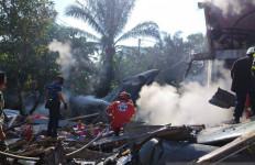 Pesawat Tempur TNI AU Jatuh, Begini Kondisi Pilot - JPNN.com