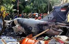 Sebelum Pesawat Jatuh, Lettu Aprianto Ismail Sempat Melaporkan Keganjilan - JPNN.com
