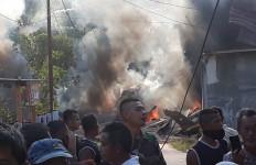 Ini 8 Fakta tentang Pesawat Tempur Hawk 209 yang Jatuh di Riau - JPNN.com