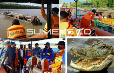 Jasad Nelayan Korban Diterkam Buaya Belum Ditemukan - JPNN.com