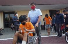 Empat Napi Asimilasi yang Kembali Berulah Ditangkap, Satu Ditembak Mati - JPNN.com