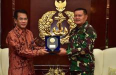Gaungkan Cinta Bahari, TNI AL Tingkatkan Kerja Sama dengan TVRI - JPNN.com