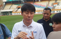 Belum Pasti Kapan ke Indonesia, Shin Tae Yong Lanjutkan Latihan Virtual - JPNN.com