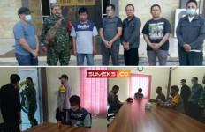 Penusuk Anggota TNI Ini Akhirnya Menyerahkan Diri ke Polisi, nih Tampangnya - JPNN.com