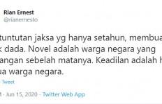 Jubir PSI Beberkan Dua Keanehan Tuntutan Jaksa Perkara Novel Baswedan - JPNN.com