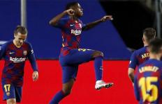 Ansu Fati Ukir Rekor, Barcelona Pukul Leganes - JPNN.com