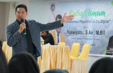 Pesan Pak Kuswiyoto: Jangan Percaya Lelang Online Mengatasnamakan Pegadaian - JPNN.com
