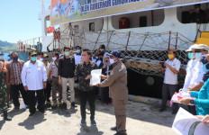 Gorontalo Lepas Ekspor Jagung Sebanyak 12.400 Ton Ke Filipina - JPNN.com