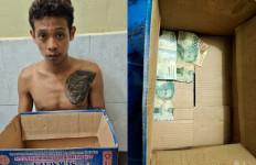 Pria Bertato Elang Ini Diciduk Polisi Usai Pungut Duit dari Pengguna Jalan Raya, Begini Modusnya - JPNN.com