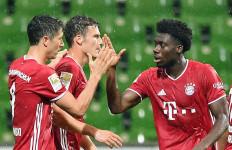Bayern Muenchen Juara Bundesliga, 8 Kali Beruntun - JPNN.com