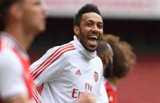 Manchester City Vs Arsenal: Andai Aubameyang Mencetak Gol - JPNN.com