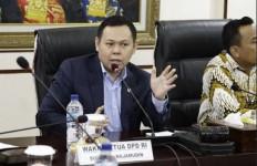 Wakil Ketua DPD RI Sultan Najamudin Bersama Mayoritas Senator Tolak RUU HIP - JPNN.com