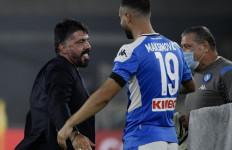 Gattuso Sebut Ada Dewa Setelah Napoli Juara Coppa Italia - JPNN.com