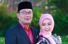 Atalia Praratya Ridwan Kamil Positif COVID-19, Simak Kalimatnya - JPNN.com