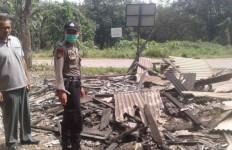 Korban Kebakaran Kios Bensin di Bogor Meninggal Dunia - JPNN.com