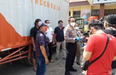 Muatan di Mobil Pos Indonesia Membuat Polisi Curiga, Saat Digeledah Ternyata - JPNN.com