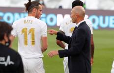 Madrid Vs Valencia: Zinedine Zidane Blak-blakan soal Gareth Bale - JPNN.com