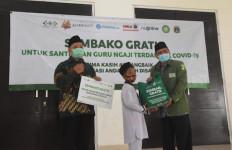 NU Care-LAZISNU Salurkan Bantuan Kepada Masyarakat Terdampak Covid-19 - JPNN.com
