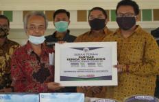 Sampoerna dan Yayasan Rumah Kita Salurkan Bantuan APD Medis ke Pemprov DIY - JPNN.com