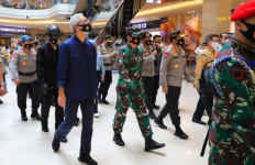 Panglima TNI dan Kapolri ke Semarang Bertemu Pak Ganjar, Sidak ke 2 Lokasi - JPNN.com