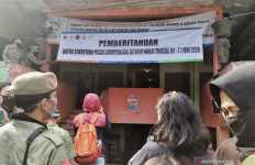 Masa Inkubasi Belum Usai, 2 Pasar di Kota Bandung Sudah Dibuka - JPNN.com