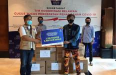 Ultimate U dan Brand-brand Lokal Donasikan Bantuan Melalui Gugus Tugas Covid-19 - JPNN.com