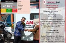 Positif Terjangkiti Corona, Enam Penumpang Pesawat Gagal Tinggalkan Batam - JPNN.com