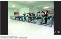 Gandeng LPDUK, Pengprov Jateng Gelar Kejuaraan Menembak Secara Online - JPNN.com