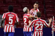 Susah Payah Taklukkan Valladolid, Atletico Madrid Kuasai Posisi Ketiga - JPNN.com