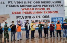 VDNI Berikan Bantuan Alkes & Sembako untuk Masyarakat - JPNN.com