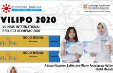 Siswa Kharisma Bangsa Tetap Bersemangat Raih Prestasi Level Internasional - JPNN.com
