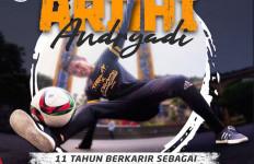 Menengok Ambisi dan Mimpi Freestyler Muda Indonesia Ardhi Andryadi Jadi Juara Dunia - JPNN.com