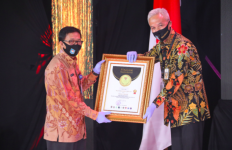 Jawa Tengah Menang Lomba Inovasi Daerah di Kemendagri, Hadiahnya Fantastis - JPNN.com
