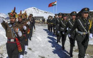 Tersesat di Wilayah Sengketa, Tentara Tiongkok Diselamatkan Musuh
