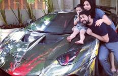 Raffi Ahmad Dilarang Anak Jual Lamborghini Aventador - JPNN.com